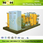 Large Flow Capacity Flushing System-LFCFS