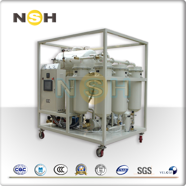 Turbine Oil Purifier-TF